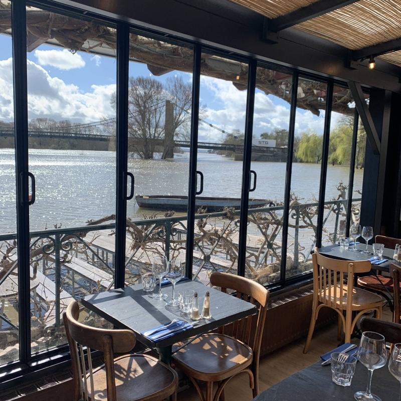 Guinguette - Le Noé - Restaurant Angers